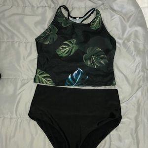 2 piece bikini from Zaful